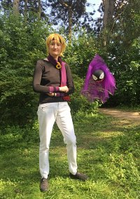 Cosplay-Cover: Jens