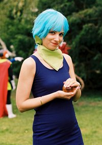 Cosplay-Cover: Bulma [Battle of Gods Outfit]