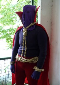 Cosplay-Cover: Hooded Justice [Minutemen]