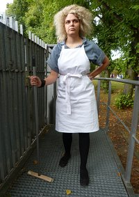 Cosplay-Cover: Putzfrau [Shawarma Statistin]