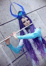 Cosplay-Cover: Suicune [Artwork by Cowslip]