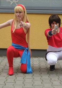 Cosplay-Cover: Hikari Shinji/Fireball