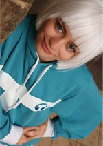 Cosplay-Cover: MiRi The White Monster
