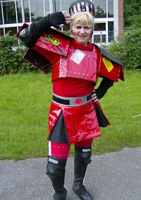 Cosplay-Cover: RedCabeese (Starlight Express)