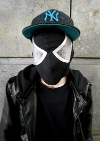 Cosplay-Cover: Bob  Rifo [The Bloody Beetroots]