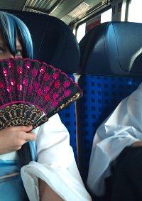 Cosplay-Cover: Yuki-Onna