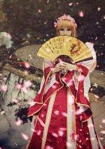 Cosplay-Cover: Sakura-Hime [Kimono Artbook Version]