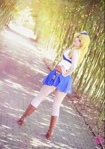 Cosplay-Cover: Lucy Heartfilia [Normal Outfit]