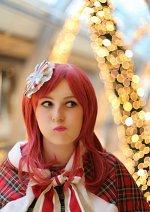 Cosplay-Cover: Maki Nishikino [Christmas Version]