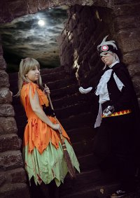 Cosplay-Cover: Maka Albarn - Halloween Witch (Eigene Version)