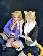 Cosplay-Cover: Rin Kagamine Trick and Treat