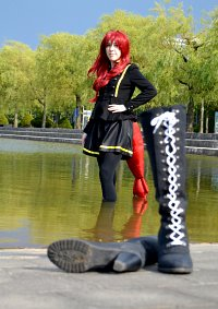 Cosplay-Cover: Lobco (Wadanohara and the Great Blue Sea)