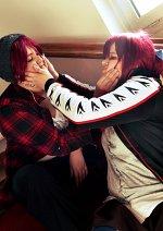 Cosplay-Cover: Gou Matsuoka