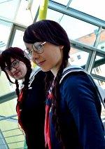 Cosplay-Cover: Fukawa Touko