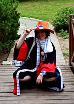 Cosplay-Cover: Portgas D. Ace [Alabasta]