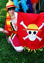 Cosplay-Cover: Monkey D. Luffy [Wake up]