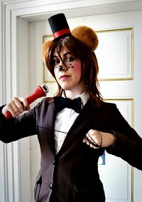 Cosplay-Cover: Toy Freddy