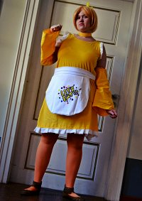 Cosplay-Cover: Chica