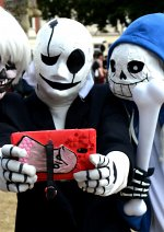 Cosplay-Cover: Gaster