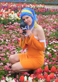 Cosplay-Cover: Levy McGarden [Tenrou island Arc]