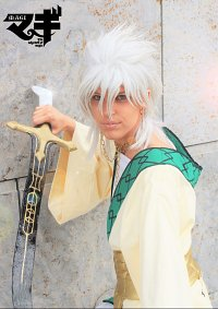 Cosplay-Cover: Sharrkan Amun-Ra
