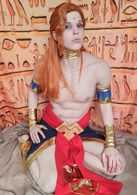 Cosplay-Cover: Fuegoleon Vermilion[Egyypt Style]