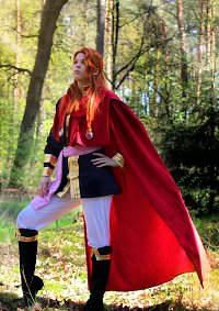 Cosplay-Cover: Fuegoleon Vermillion