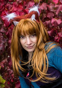 Cosplay-Cover: Holo