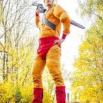 Cosplay: He-Man