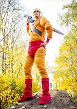 Cosplay-Cover: He-Man