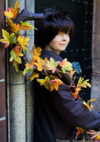 Cosplay-Cover: Jackson Overland (RPG-Form)