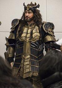 Cosplay-Cover: King Thorin Eichenschild (Die Schlacht der 5 Heere