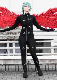 Cosplay-Cover: Toto Sakigami [Mockingbird] - black suit