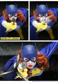 Cosplay-Cover: Batgirl (Silver Age)