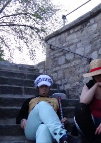 Cosplay-Cover: Trafalgar Law (Sabaodie Archipel)