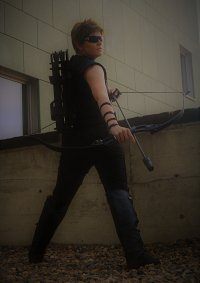 Cosplay-Cover: Clint Barton (Avengers)