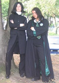 Cosplay-Cover: Severus (Mauderes time)