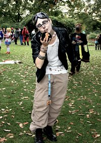 Cosplay-Cover: Nux