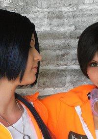 Cosplay-Cover: Hibari Kyouya (Jumpsuit)