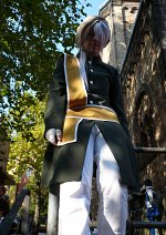 Cosplay-Cover: Agni