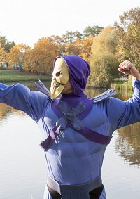 Cosplay-Cover: Skeletor