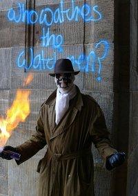 Cosplay-Cover: Rorschach (Watchmen)