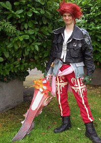 Cosplay-Cover: Maxim (Curse of the Sinistrals-Version)