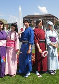 Cosplay-Cover: Mei Karuma (Tanabata Matsuri)