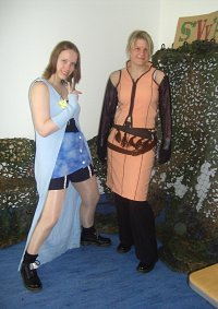 Cosplay-Cover: Quistis Trepe