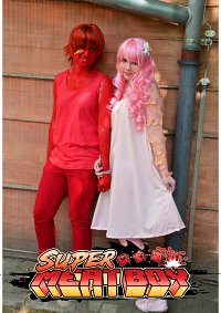 Cosplay-Cover: Meat Boy