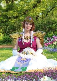 Cosplay-Cover: Prinzessin Zelda // Twilight Princess
