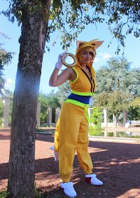 Cosplay-Cover: Rin Kagamine (Tails)