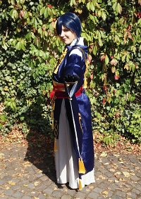 Cosplay-Cover: Mikazuki Munechika ~ Sword Dance Version