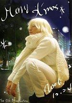 Cosplay-Cover: Fye de Flourite (ch.36 Poster ver.)